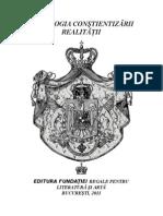 PSIHOLOGIA CONSTIENTIZARII REALITATII.DOC