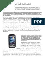 ?Aplicaciones Android Ayuda En Educationh