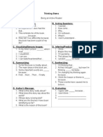 thinking stems pdf