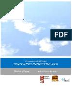 Economía de Bizkaia. SECTORES INDUSTRIALES