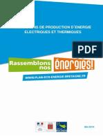 ENEA Consulting 2014 Les Moyens de Production Dénergie