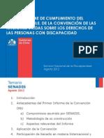 Presentación Informe ONU Para Comunicaciones