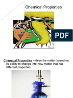 physci ch  2-3 notes - chemical properties