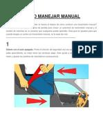 Manual para Conducir