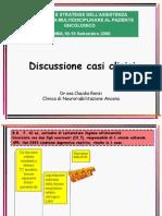I.a_renzi_Presentazione e Discussione Di Casi Clinici