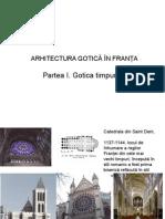 Gotica in Franta