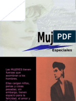 Mujeres especiales.ppt