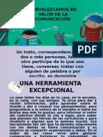 Valor de la Comunicación.pps