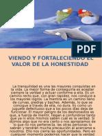 Valor de la Honestidad.pps