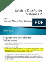 6. Arquitectura y Arquitecto de Software