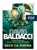 David Baldacci - Rece CA Piatra
