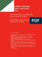 Relações Públicas e a Descentralização dos Procedimentos Relativos