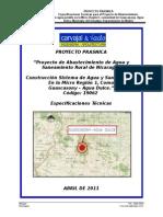 ANEXO a Especificaciones Tecnicas de Guasca