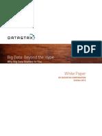 WP DataStax BigData
