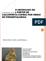 Calcopirita Pirometalurgia Final