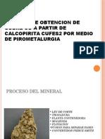 Calcopirita Pirometalurgia Final