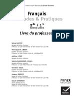 Ldp Methodesetpratiques 2011