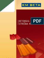 KM Beta - leták BSK Slovinsko