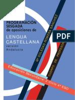 201004061953491.PROGRAMACION SESGADA SECUNDARIA LENGUA CASTELLANA 4 ESO VERSION ANDALUCIA.pdf