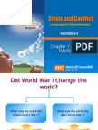 Impact of WorldWar I