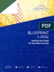 American Encore Blueprint 2015
