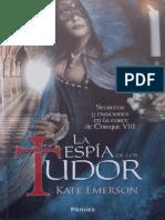 La Espia de Los Tudor - Emerson, Kate