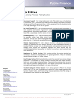 Rating Public Sector Entities_Fitch 2014