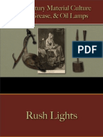 Lighting - Rush Lights & Grease Lamps