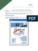 Manual Opus AEC 10 en Español