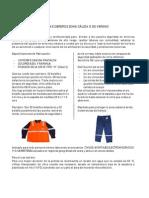 Uniformes_cascos y Chalecos