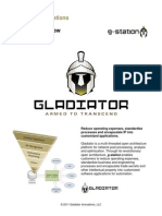 Gladiator G-station Solution Overview