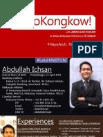 Pemuda, Mahasiswa dan Organisasi - Abdullah Ichsan