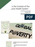 MDGs PH Health-Faraon