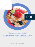 guía práctica (Día Mundial de la Diabetes)