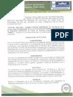 Reglamento PINPEP 2015