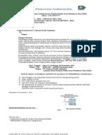Surat Resmi Test Interview Calon  Karyawan Pt.Chevron Pacific Indonesia.doc
