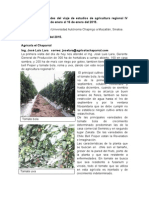Agricultura Regional IV 2015