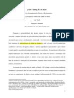 Biehl, João - Judicialização de Base