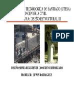 Diseño Sismo-Resistente en Concreto Armado-D ISENO III