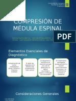 Compresión de Médula Espinal