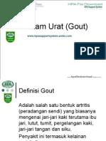 Asam Urat (Gout)
