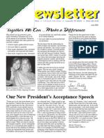 Pta News June 2009