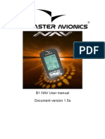 FlymasterB1nav Manual en v1.5a