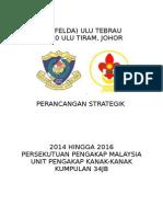 Perancangan Strategik Pengakap 34jb 20142016