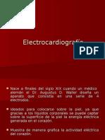 Electro Cardio Graf í a 1