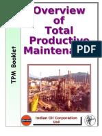 TPM Booklet 16469604