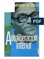 Autoliberacion Interior - Anthony de Mello