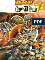 Warhammer the Grudge of Drong