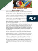 Proceso de Comunidades Negras contra el proyecto de ley forestal y la política forestal