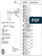 Simulador de Sonda Universal Duplo